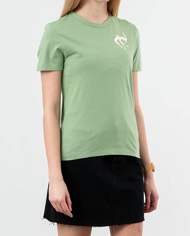 Zelené tričko WOOD WOOD