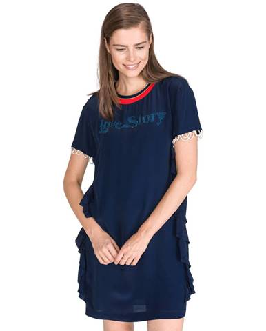 Modrá sukňa Pinko