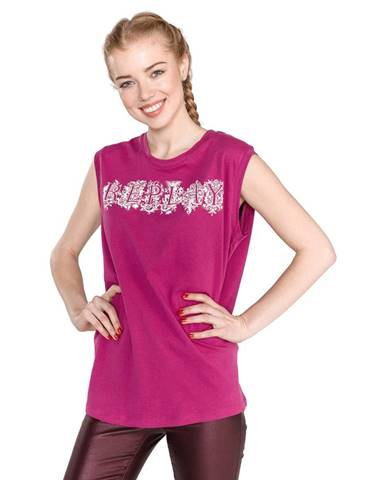 Ružové tričko Replay