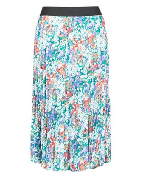 Viacfarebná sukňa Molly Bracken