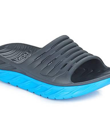 Čierne sandále Hoka one one