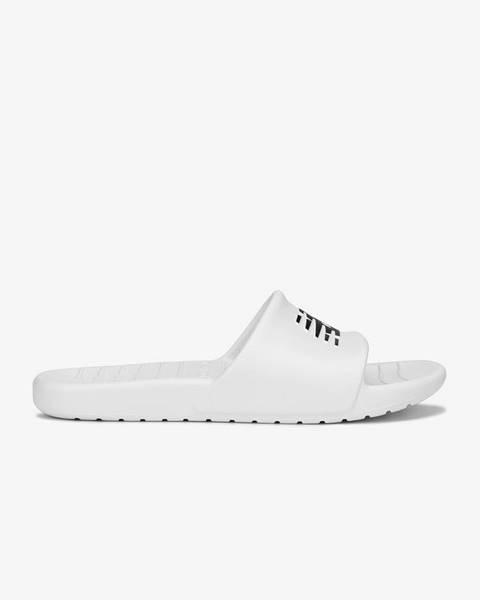 Biele papuče New Balance