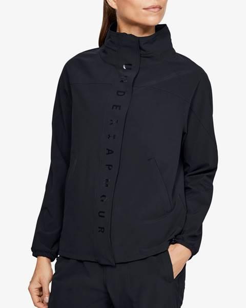 Čierna bunda Under Armour