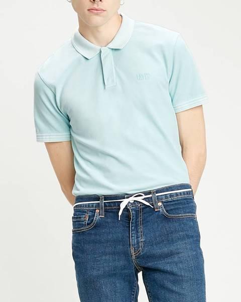 Modré tričko LEVI'S
