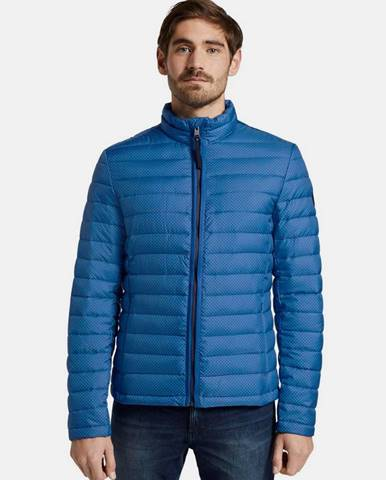 Modrá bunda Tom Tailor