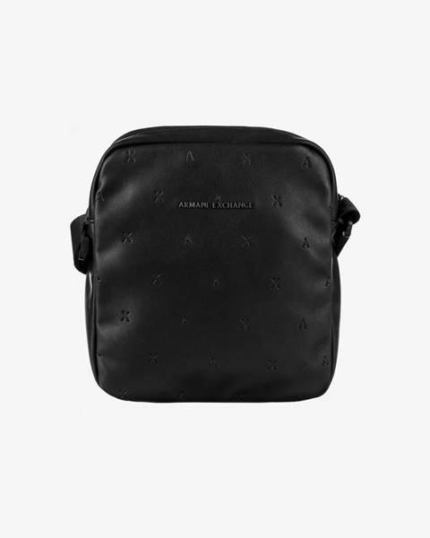 Čierna taška Armani Exchange