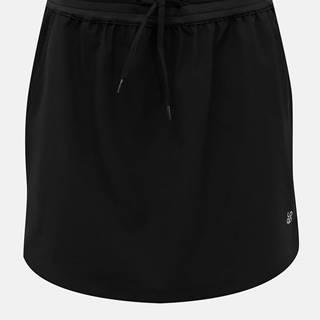 Čierna dámska funkčná sukňa LOAP Unke