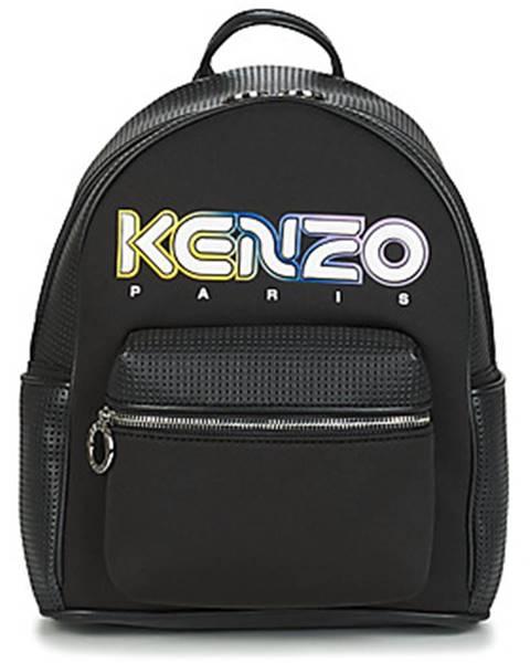 Čierny batoh Kenzo