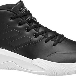 adidas - Čierne členkové tenisky Adidas Own The Game