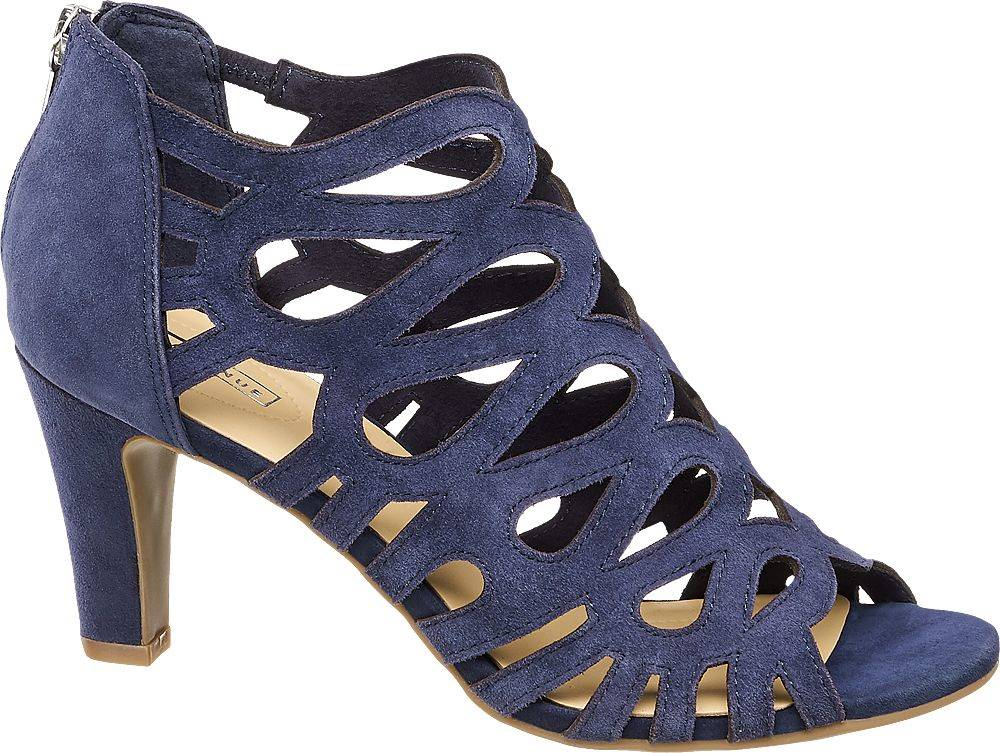 5th Avenue 5th Avenue - Kožené sandále