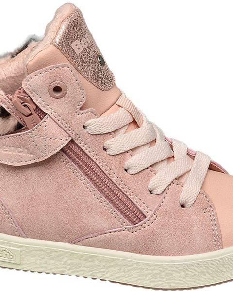 Ružové tenisky Deichmann