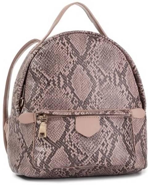 Ružový batoh
