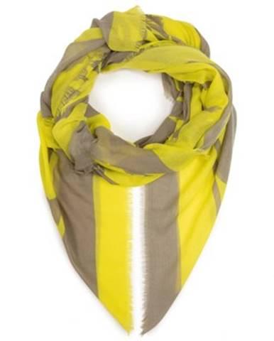 Žltá šatka