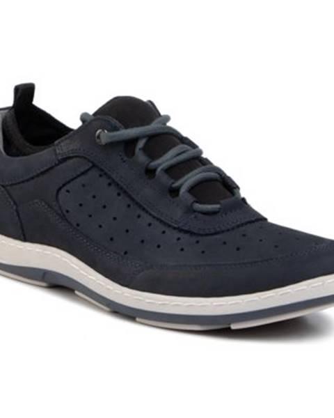 Tmavomodré topánky