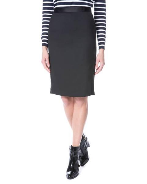 Čierna sukňa French Connection