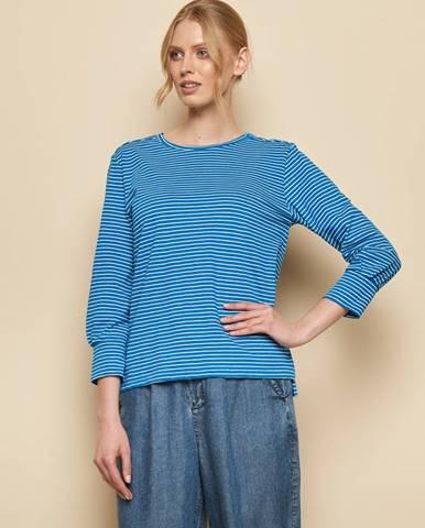 Modré tričko Tranquillo