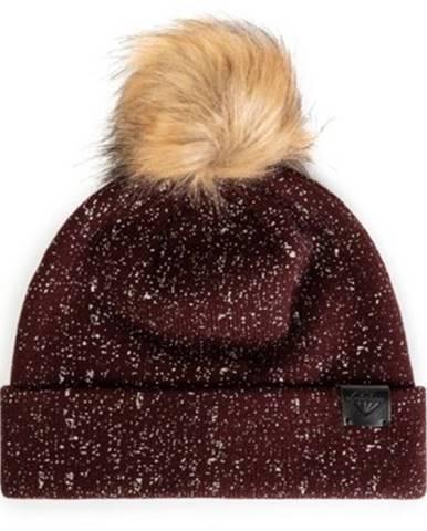Bordový klobúk