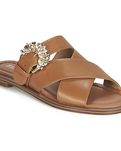 Hnedé sandále MICHAEL Michael Kors