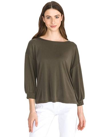 Zelené tričko Vero Moda
