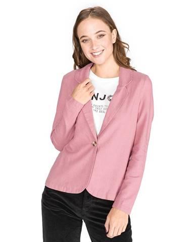 Ružové sako Vero Moda