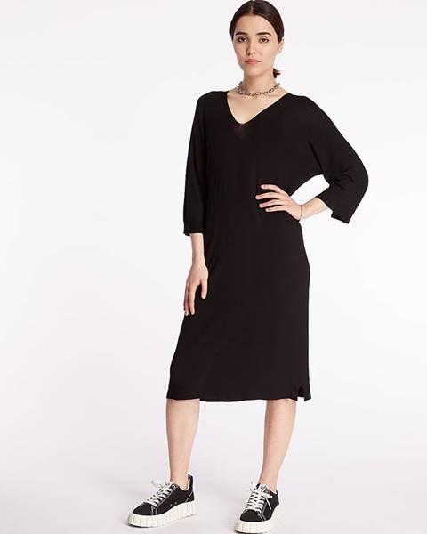 Čierne šaty Pietro Filipi
