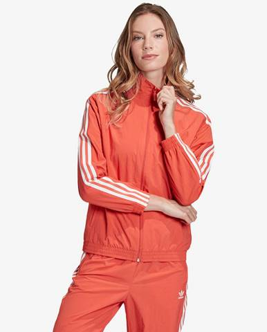 Červená bunda adidas Originals