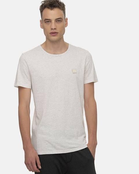 Sivé tričko Ragwear