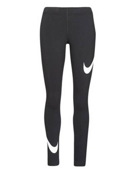 Čierne legíny Nike