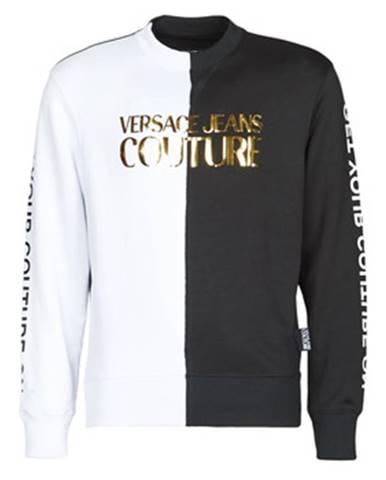 Viacfarebná mikina Versace Jeans Couture