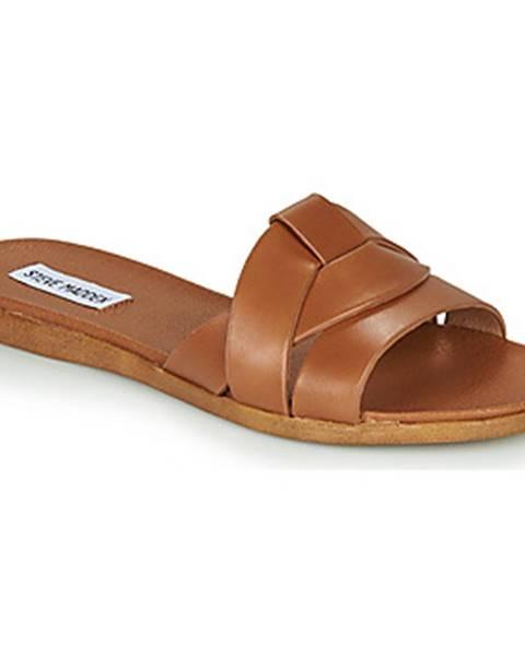 Hnedé sandále Steve Madden