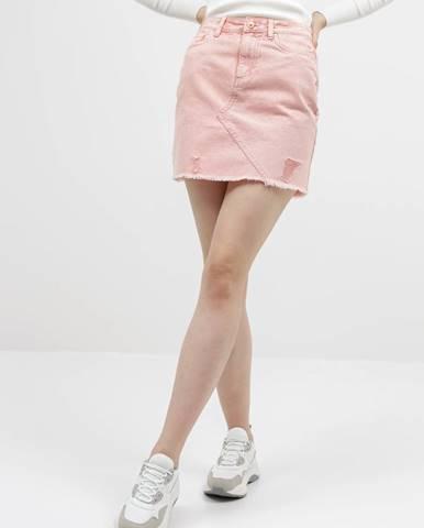 Ružová sukňa Jacqueline de Yong