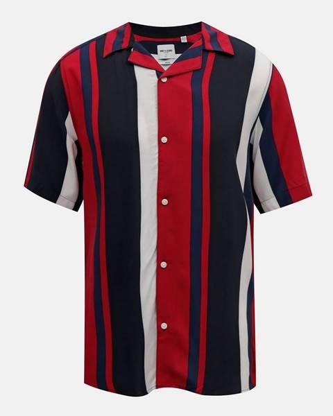 Červená košeľa ONLY & SONS