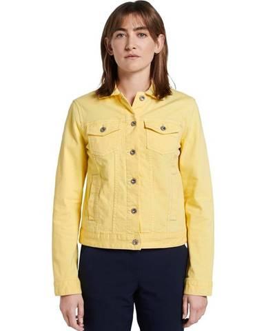 Žltá bunda Tom Tailor