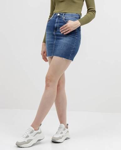 Modrá sukňa Alcott