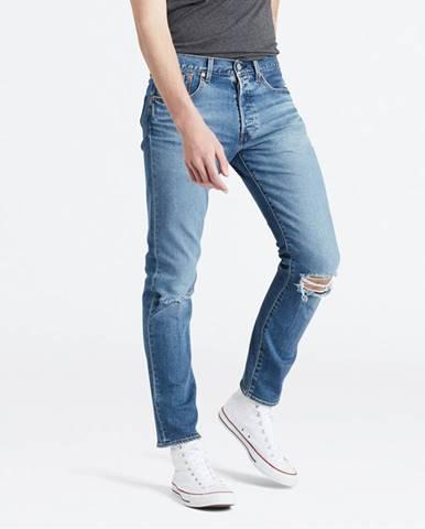 Modré skinny nohavice levi's®