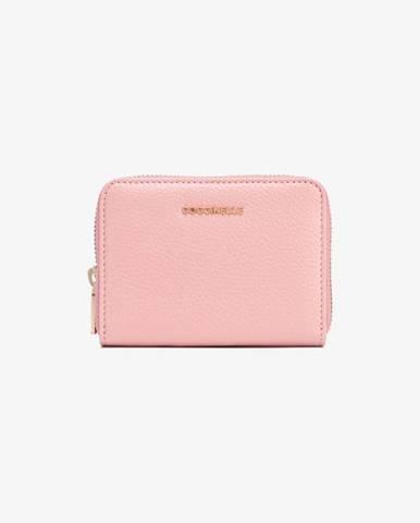 Ružová peňaženka Coccinelle