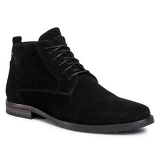 Šnurovacia obuv Lasocki for men MB-STEVEN-06 koža(useň) zamšová