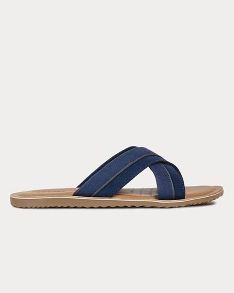 Farebné sandále Geox