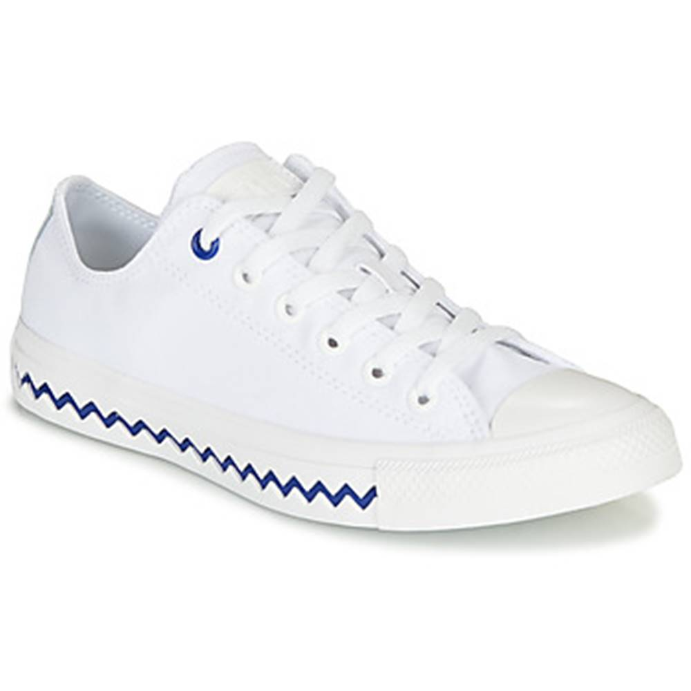 Converse Nízke tenisky Converse  CTAS OX WHITE/UNIVERSITY RED/RUSH BLUE