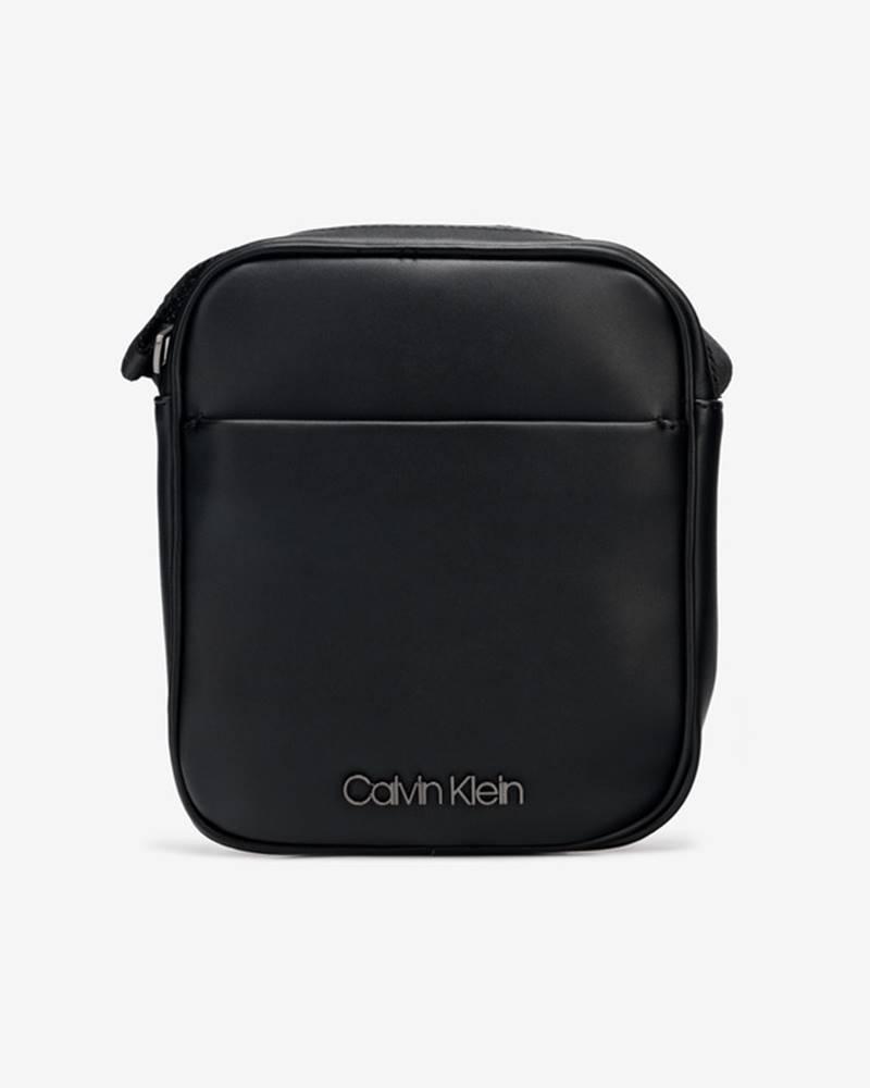 Calvin Klein Calvin Klein Central Mini Cross body bag Čierna