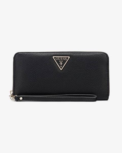 Čierna peňaženka Guess