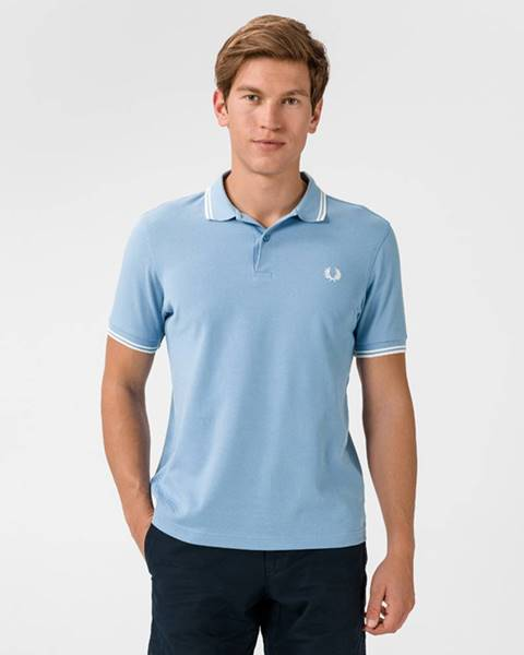 Modré tričko Fred Perry