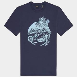 Tričko O´Neill Lm Surfer Girl T-Shirt Modrá