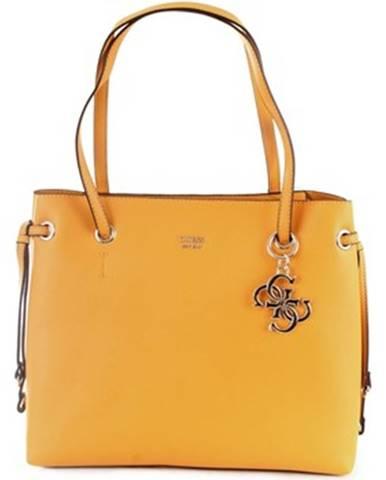 Žltá kabelka Guess