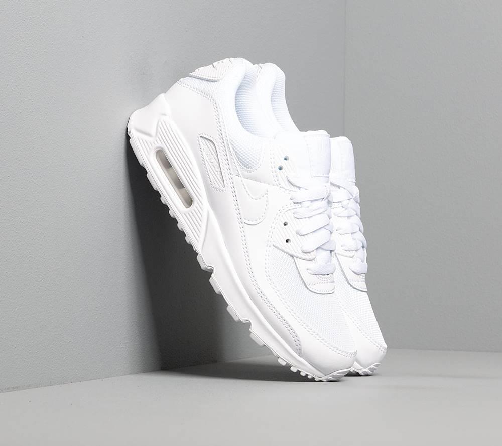 Nike Nike W Air Max 90 White/ White