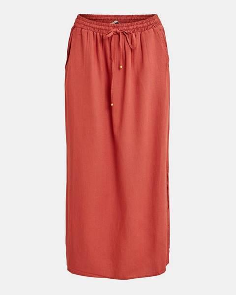 Červená sukňa Vila