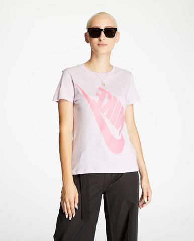 Ružové tričko Nike