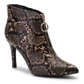 Členkové topánky Jenny Fairy LS3460A-47 koža ekologická