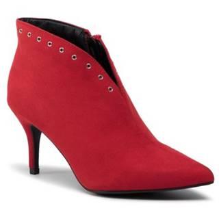Členkové topánky Jenny Fairy LS5087-02 Materiał tekstylny